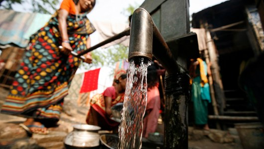 Nanotech solution for arsenic problem in Bangladesh?