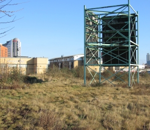 Redeveloping brownfield land