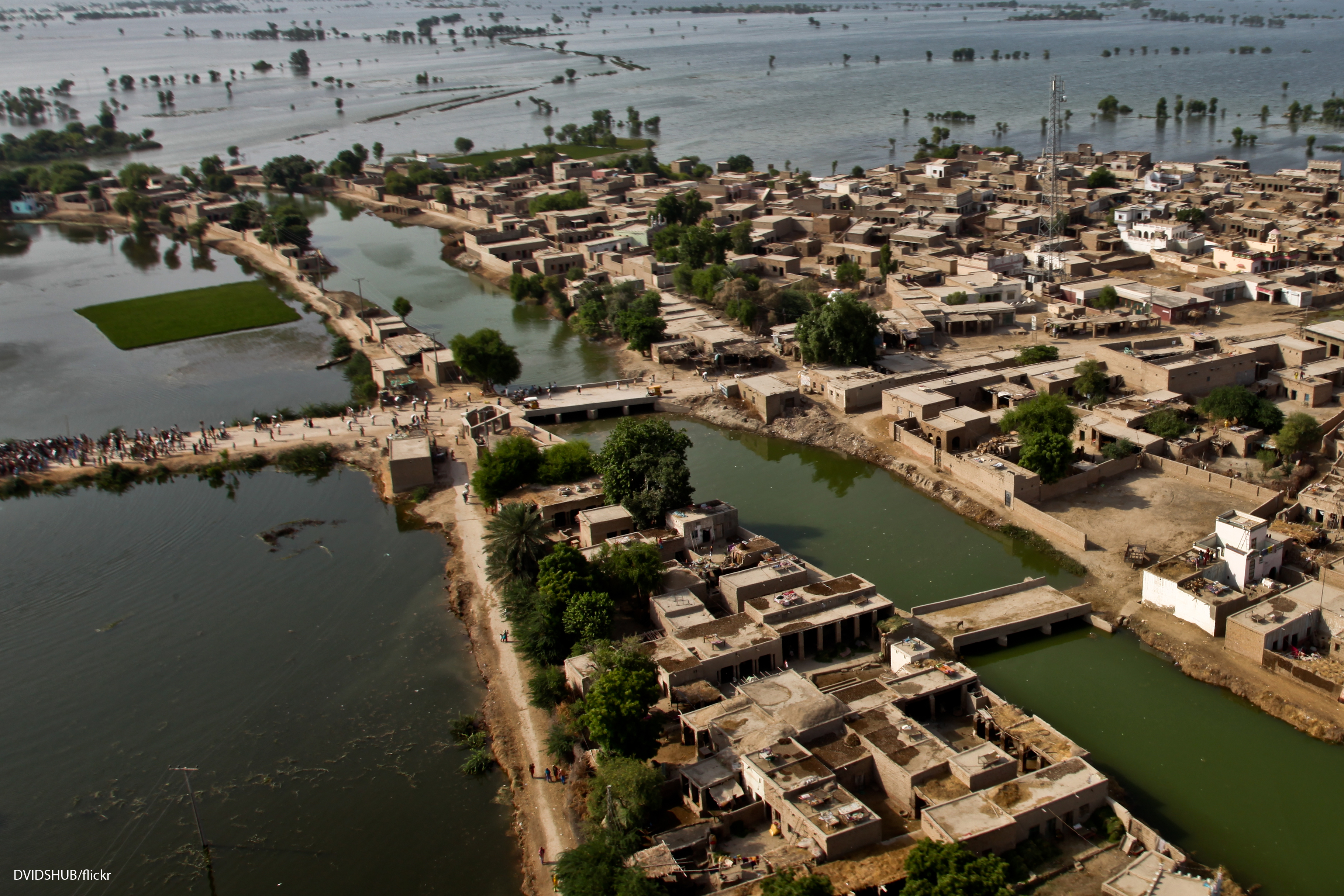 Is Pakistan at risk of more Natural Disasters? Why?