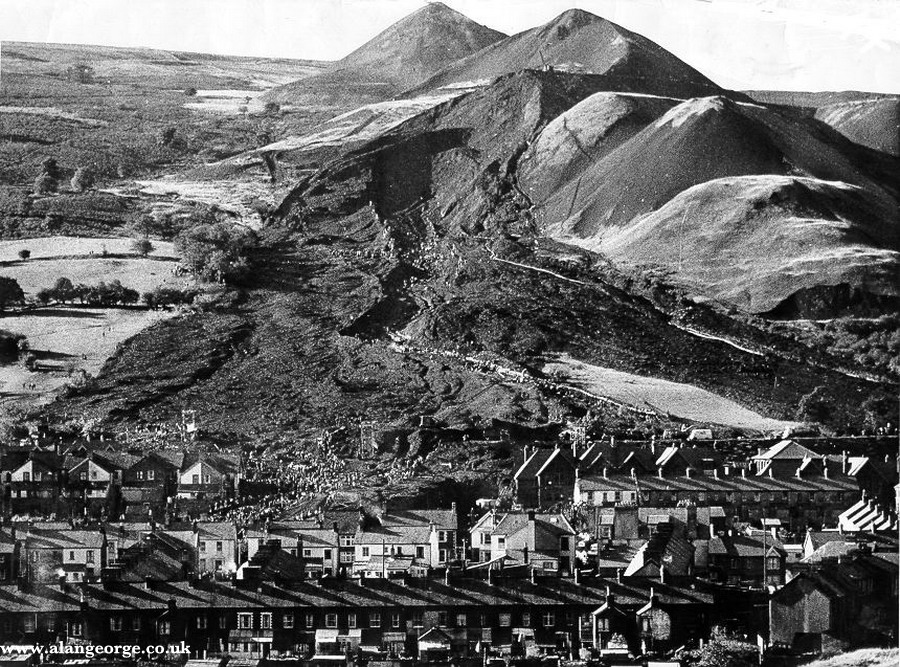 Remembering Aberfan