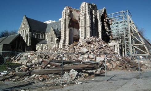 christchurch eq